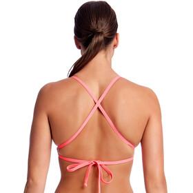 Funkita Tri Bikini Top Bikini Kobiety czarny